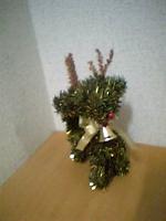 クリスマスワンコ.JPG